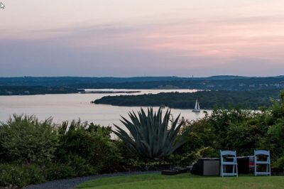 Lake Travis view