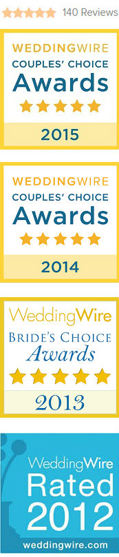 Wedding Wire Couples Choise Awards